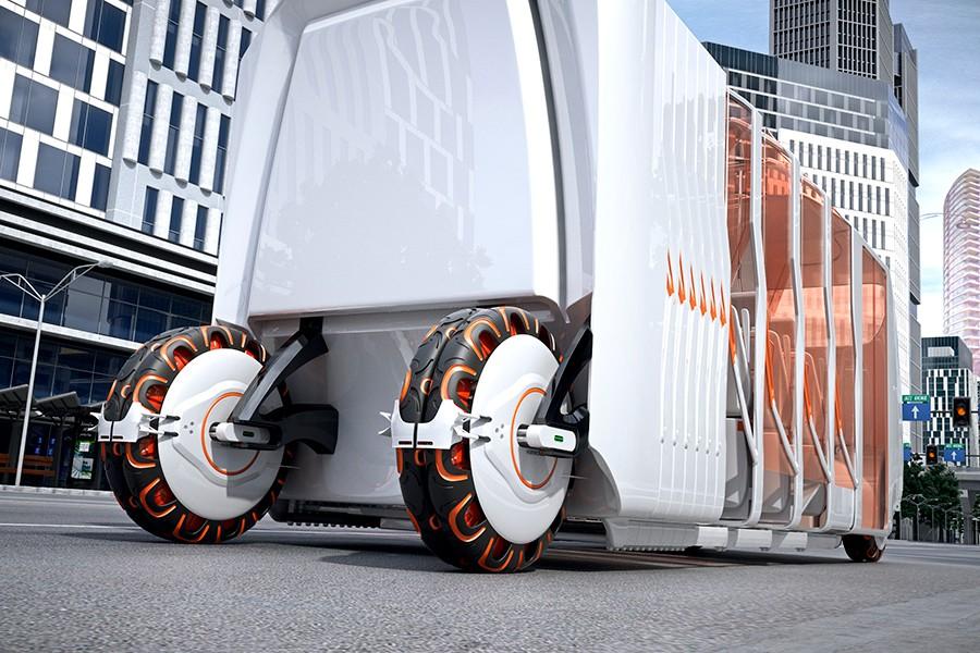 El futuro de Hankook es prensente en el Salón de Frankfurt