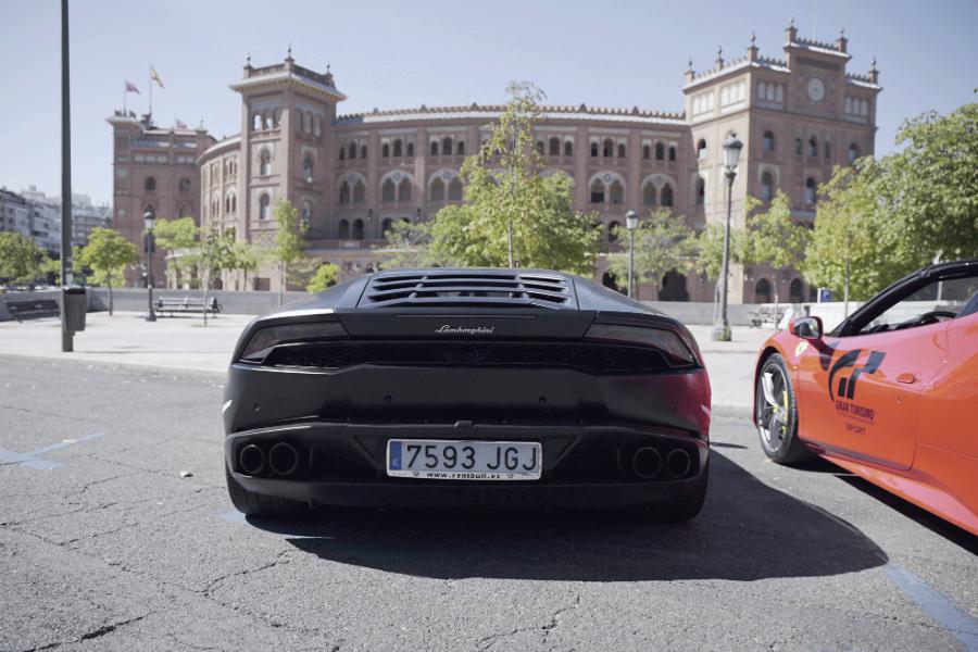 Gran turismo te invita a conocer sus coches