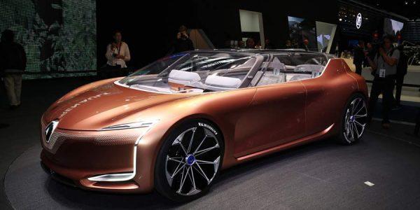 La movilidad del futuro se llama Renault Symbioz en Frankfurt 2017
