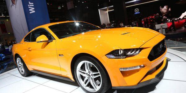 Crece la cifra de potencia en el nuevo Ford Mustang V8 para Europa