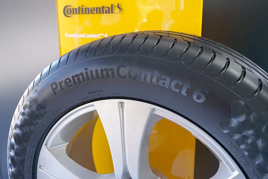 La gama PremiumConctact 6 destaca por su baja sonoridad y su compromiso entre durabilidad y prestaciones.
