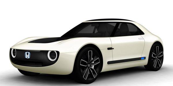 El nuevo Honda Sports EV Concept debuta en el Salón de Tokio 2017
