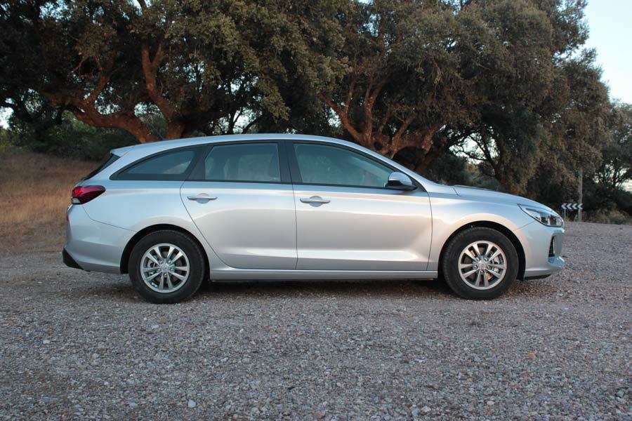 Prueba del Hyundai i30 CW 1.0 T-GDi: polivalencia ¿compacta?