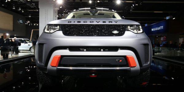 Los 5 mejores SUV del Salón de Frankfurt