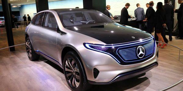 El compacto de Mercedes para el futuro se verá en Frankfurt
