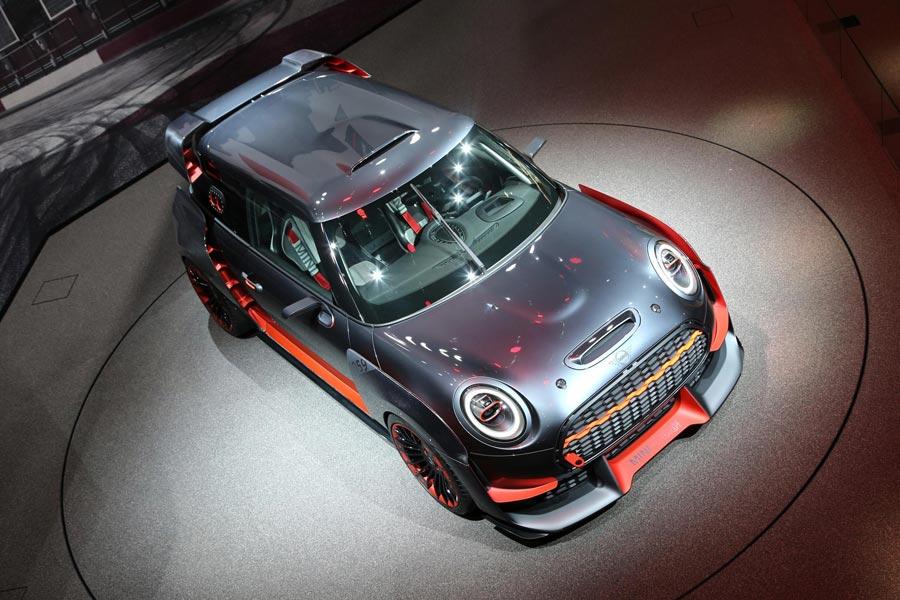 Mini John Cooper Works Gp Concept En Frankfurt Autocasión