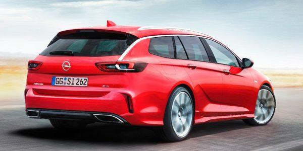 Nuevo Opel Insignia GSi Sports Tourer desde 46.700 euros