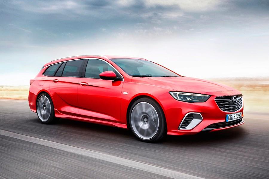 Las prestaciones son buenas en esta creación de Opel.