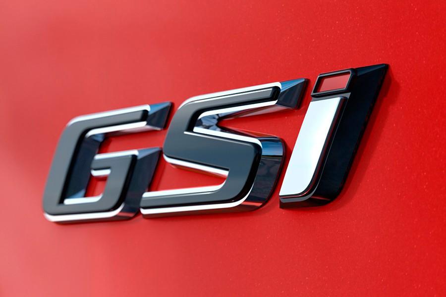 Tres letras muy carismáticas en Opel.