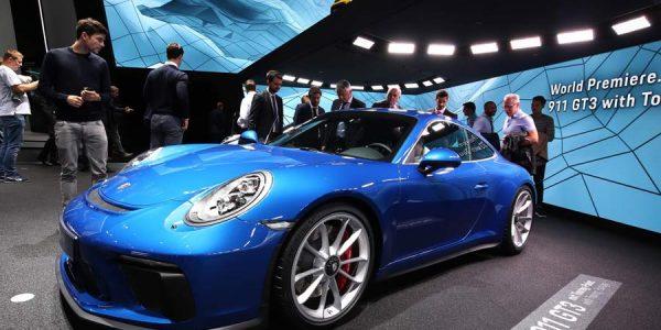 Porsche 911 GT3 Touring Package: pensado para los más puristas
