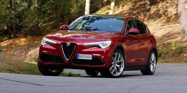 Prueba del Alfa Romeo Stelvio Q4 de 280 CV 2017