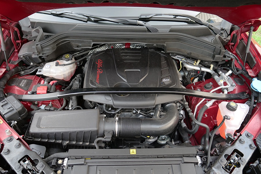 El motor turbo de gasolina tiene una respuesta muy buena, pero los consumos son superiores a los de algunos de sus rivales.