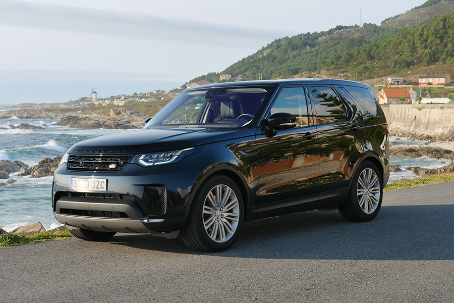 Prueba del Land Rover Discovery First Edition 2017