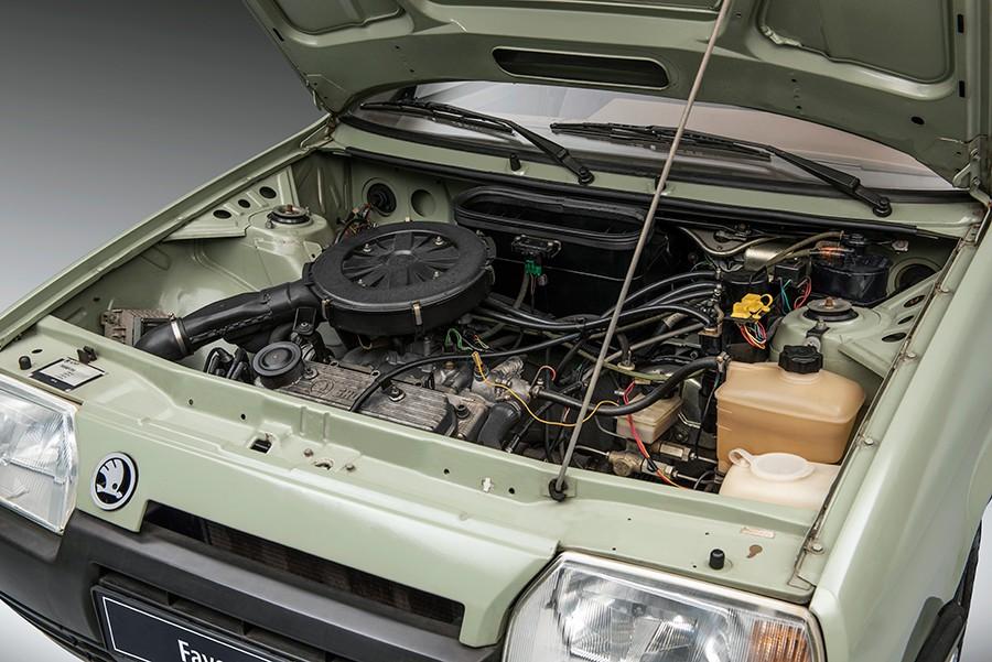 Los motores destacaron más por su fiabilidad que por su rendimiento.