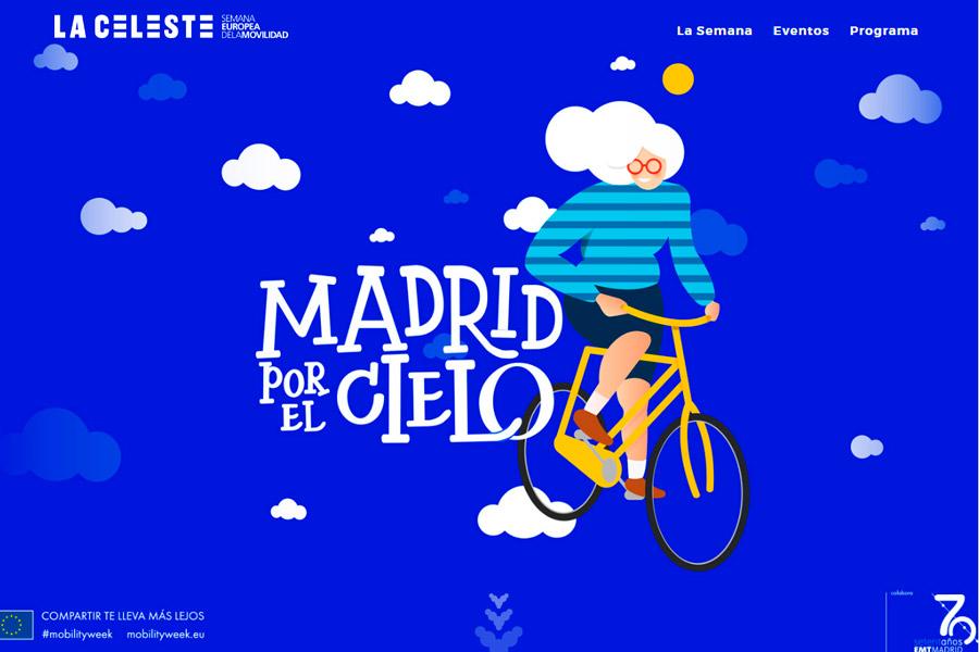 Actividades (y cortes de tráfico) por la Semana de la Movilidad en Madrid