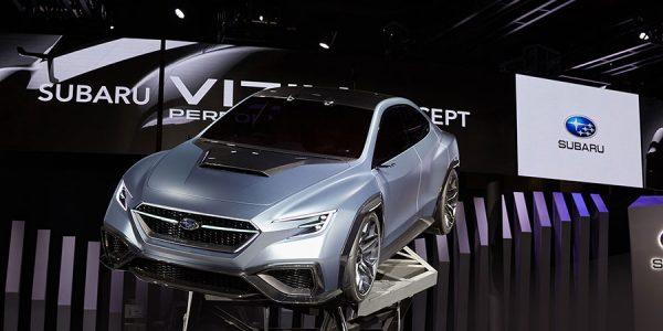 Subaru Viziv Performace: el prototipo que avanza el sustituto del WRX