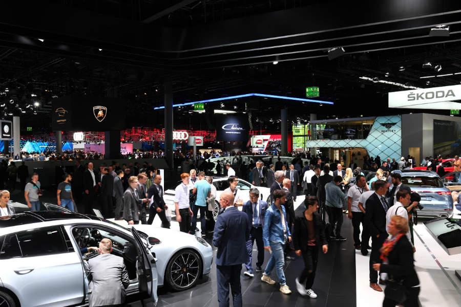 Vídeos: los 5 coches del Salón de Frankfurt que ya te puedes comprar