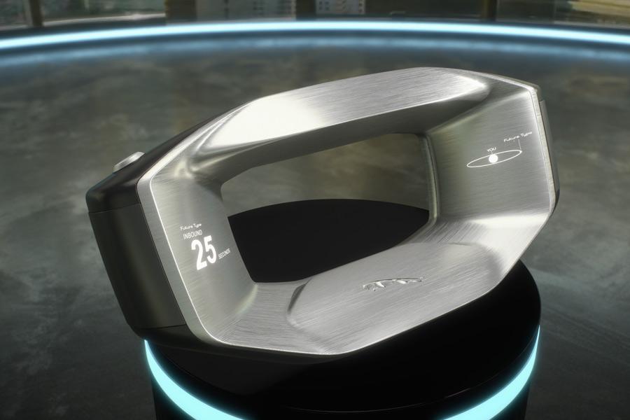 Sayer, el volante inteligente de Jaguar Land Rover