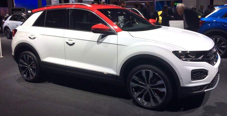 Ya está aquí el Volkswagen T-ROC