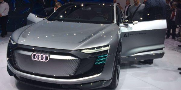 Audi Elaine Concept, la realidad el vehículo autónomo