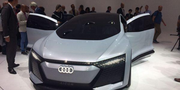 Audi Aicon Concept, un vistazo al futuro