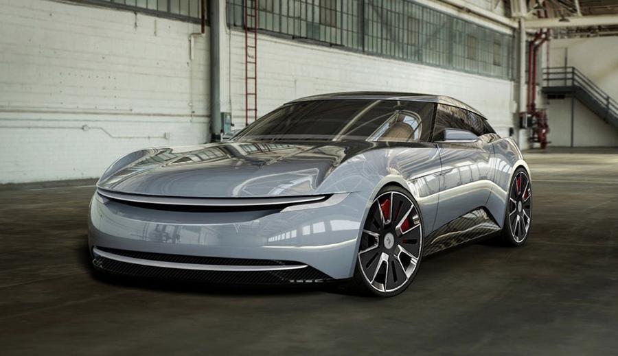Alcraft Motor Company crea un deportivo eléctrico