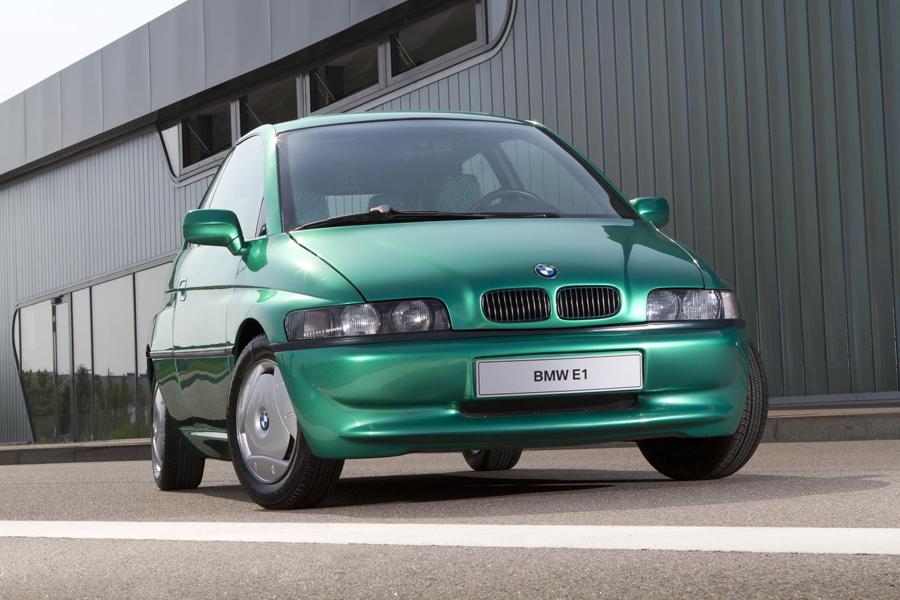 BMW ya nos lo anunciaba hace 25 años, BMW E1
