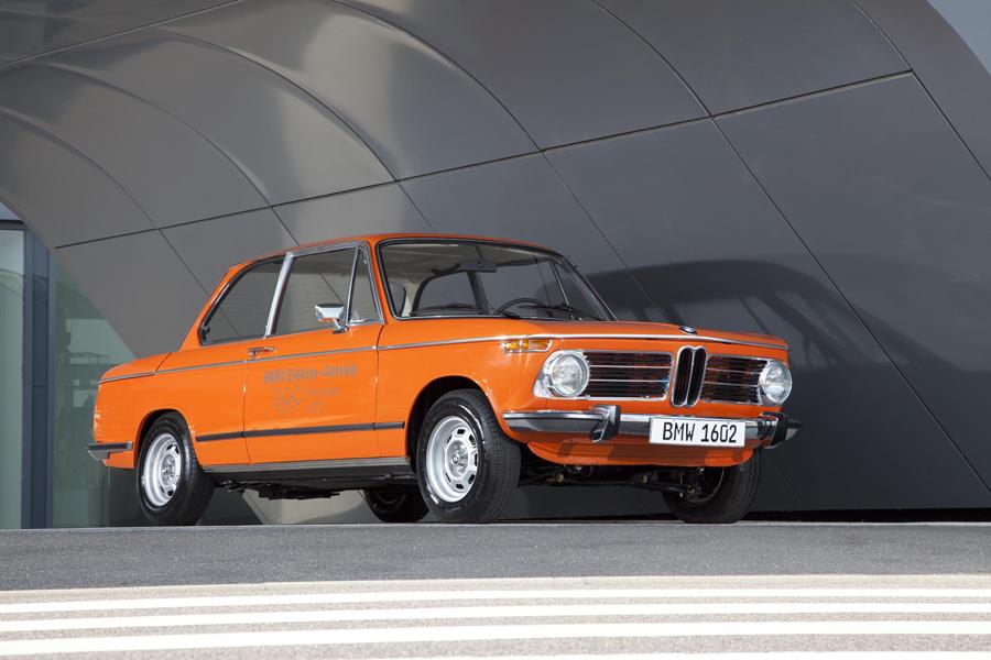 BMW cedió varios modelos de su gama para las olímpiadas de 1972, todos elloe eléctricos.