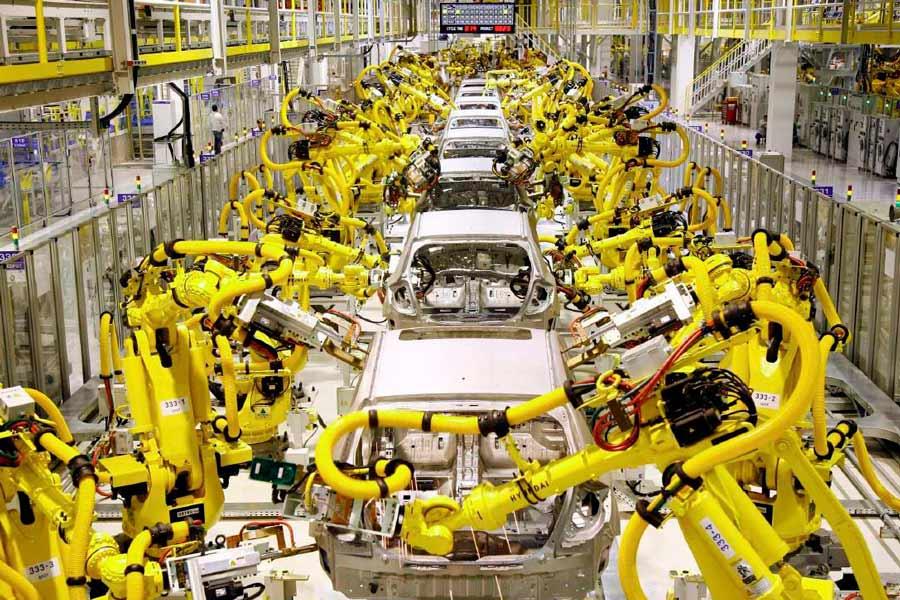 Así serán las futuras fábricas de coches