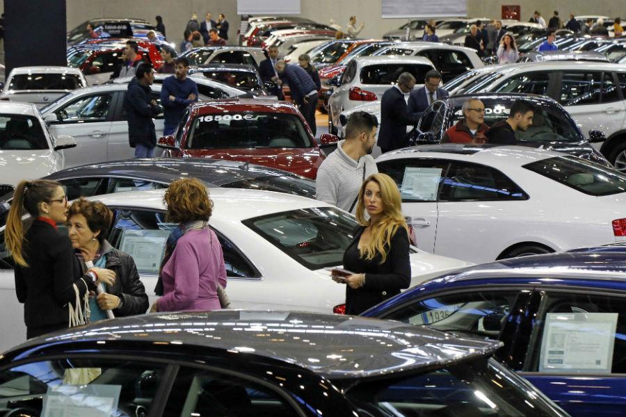 La Feria del Automóvil de Valencia crecerá un 20 por ciento este año