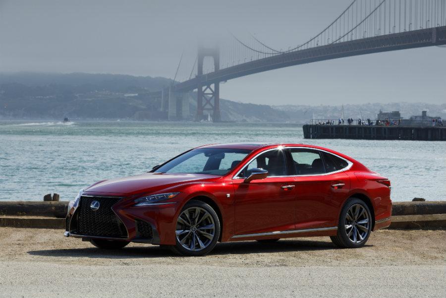 Lexus, más dinámico, en el Salón de Tokyo
