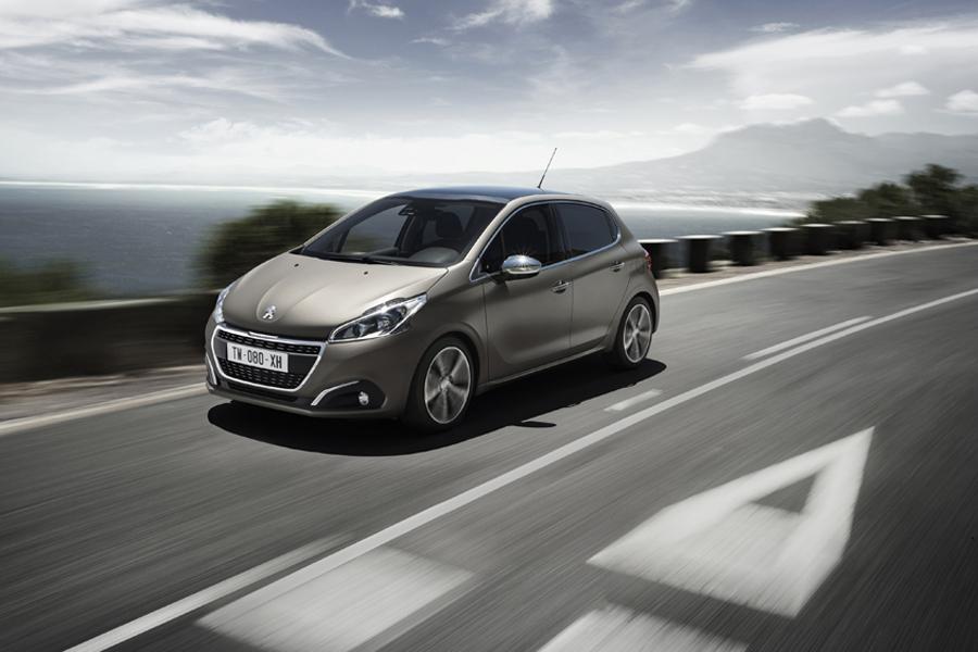 Peugeot 208, ahora con motores Puretech