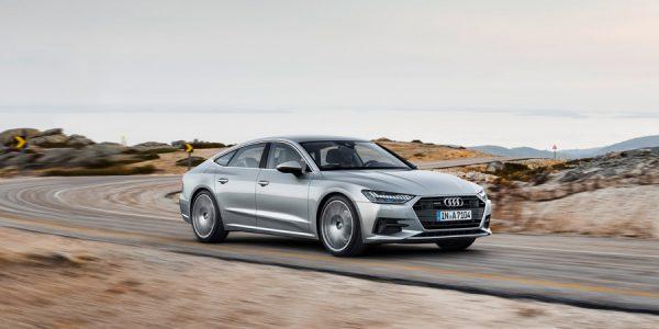 Nuevo motor diésel para los Audi A6 y A7 2018