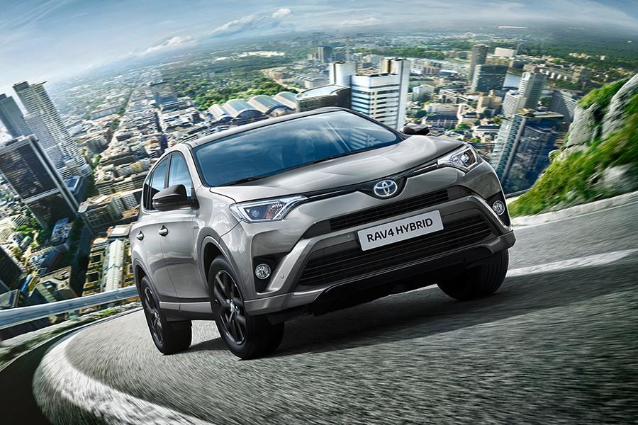 Así son las mejoras del Toyota Rav4 2018