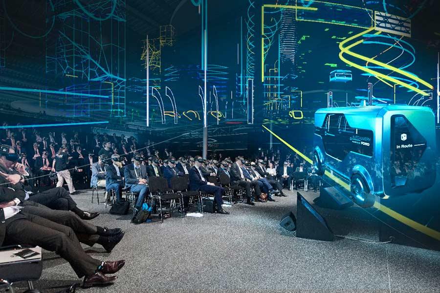 La ciudad del futuro según Ford: más competitividad y electricidad