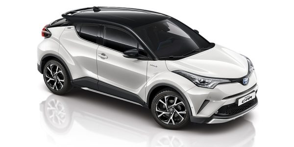 Nuevo Toyota C-HR 2018, ahora más personalizable