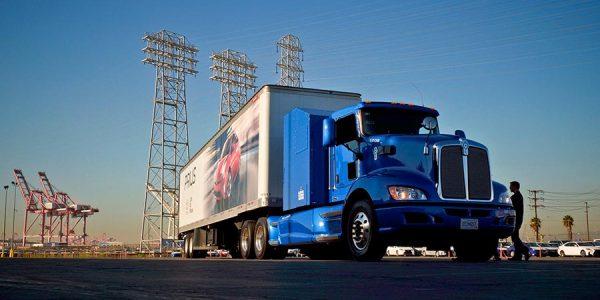 El camión de hidrógeno de Toyota ya es una realidad