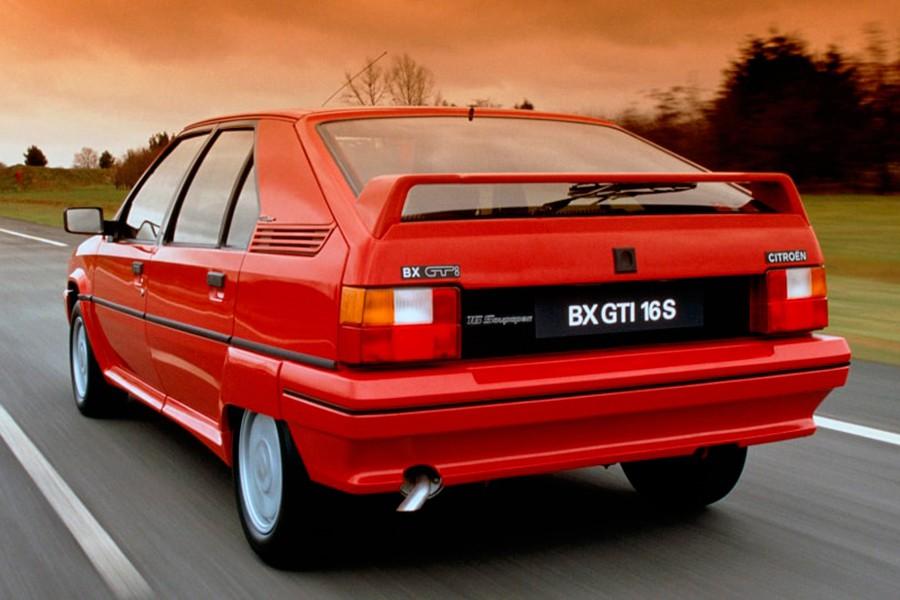 Las prestaciones del BX GTi 16 Válvulas eran formidables.