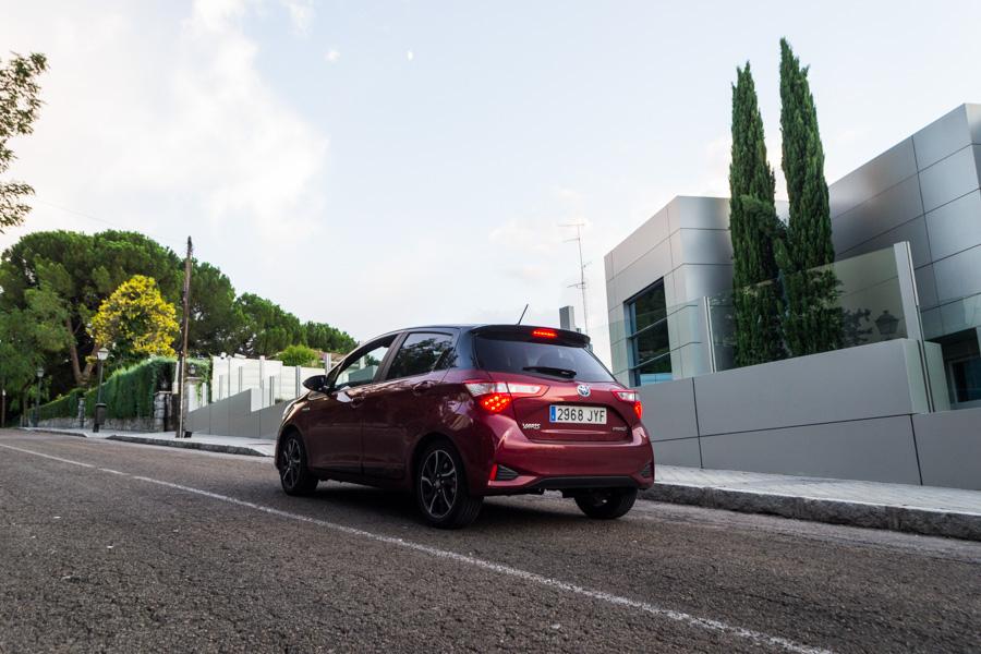 Toyota Yaris, un urbanita del futuro.