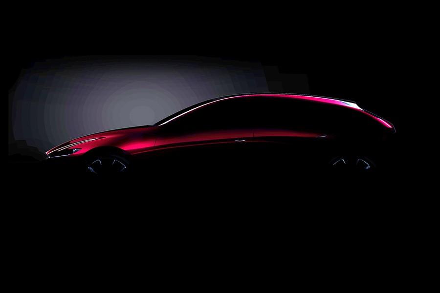El Mazda Skyactiv-X Concept en el Salón de Tokio 2017