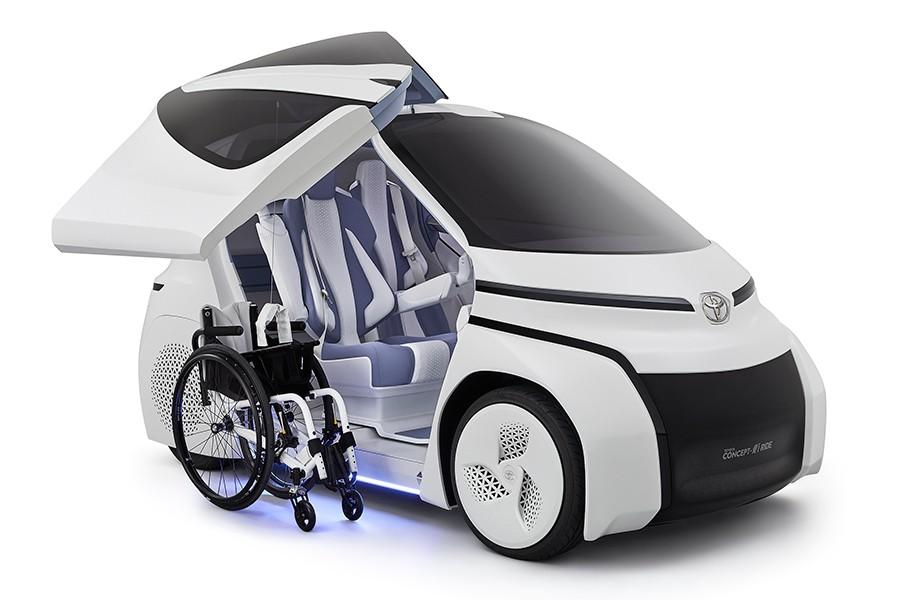 El i-Ride ofrece soluciones muy prácticas.