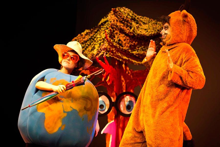 La obra de teatro para niños que BMW ha desarrollado