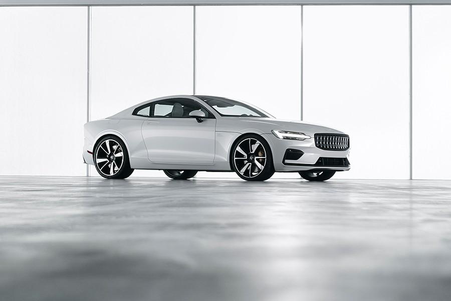 Así es el nuevo Polestar 1, la nueva era de Volvo