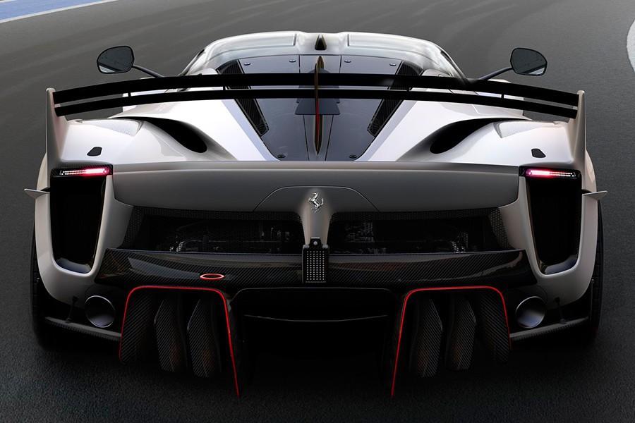 La aerodinámica ha sido muy mejorada en esta evolución.
