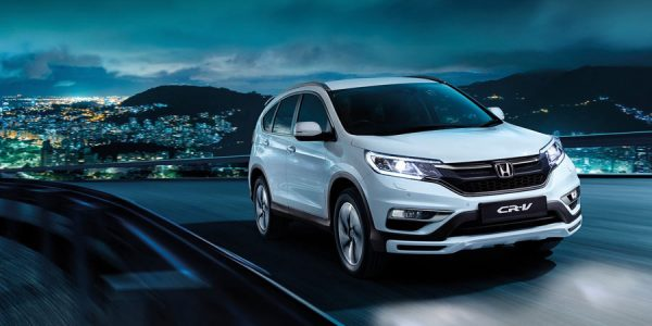 Honda CR-V Lifestyle Plus: serie especial para el SUV japonés