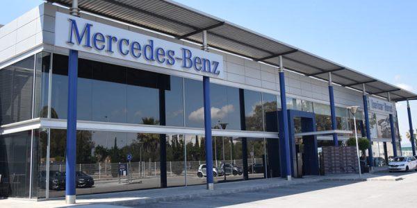 Ibericar Benet se consolida como el único concesionario oficial de Mercedes en la provincia de Málaga