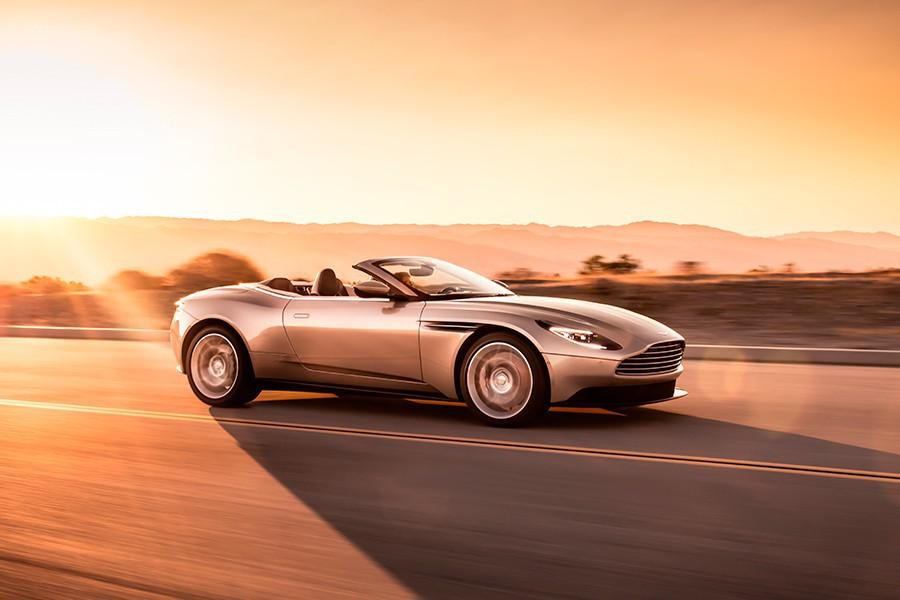 Impresionante: así es el nuevo Aston Martin DB11 Volante
