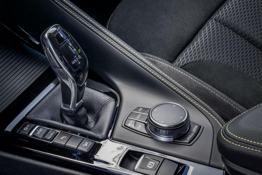 El BMW X2 solo estará disponible con cajas de cambio automáticas.
