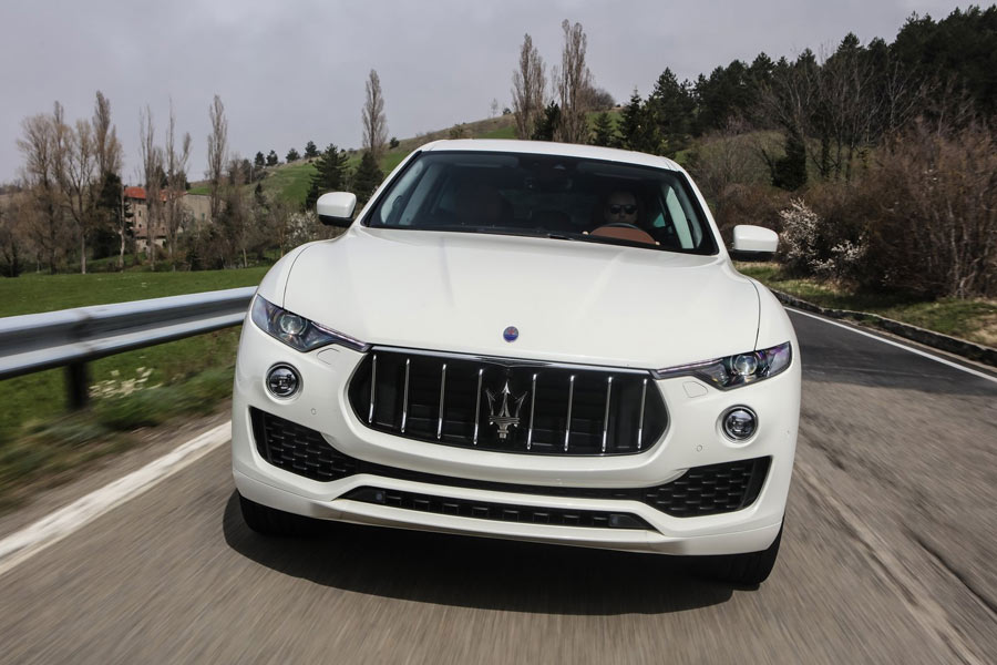 El segundo SUV de Maserati llegará al mercado antes de 2020