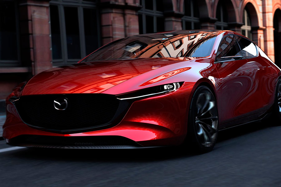 Mazda Kai Concept, así será el próximo Mazda 3